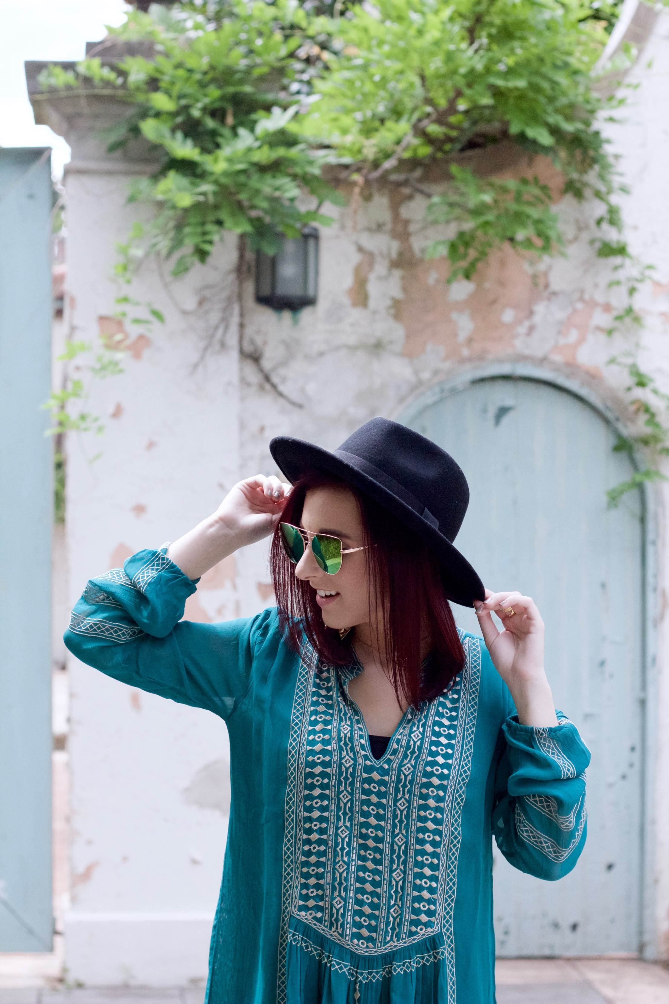 Genie in a Bottle: The Wanderlust Mindset // She Saw Style
