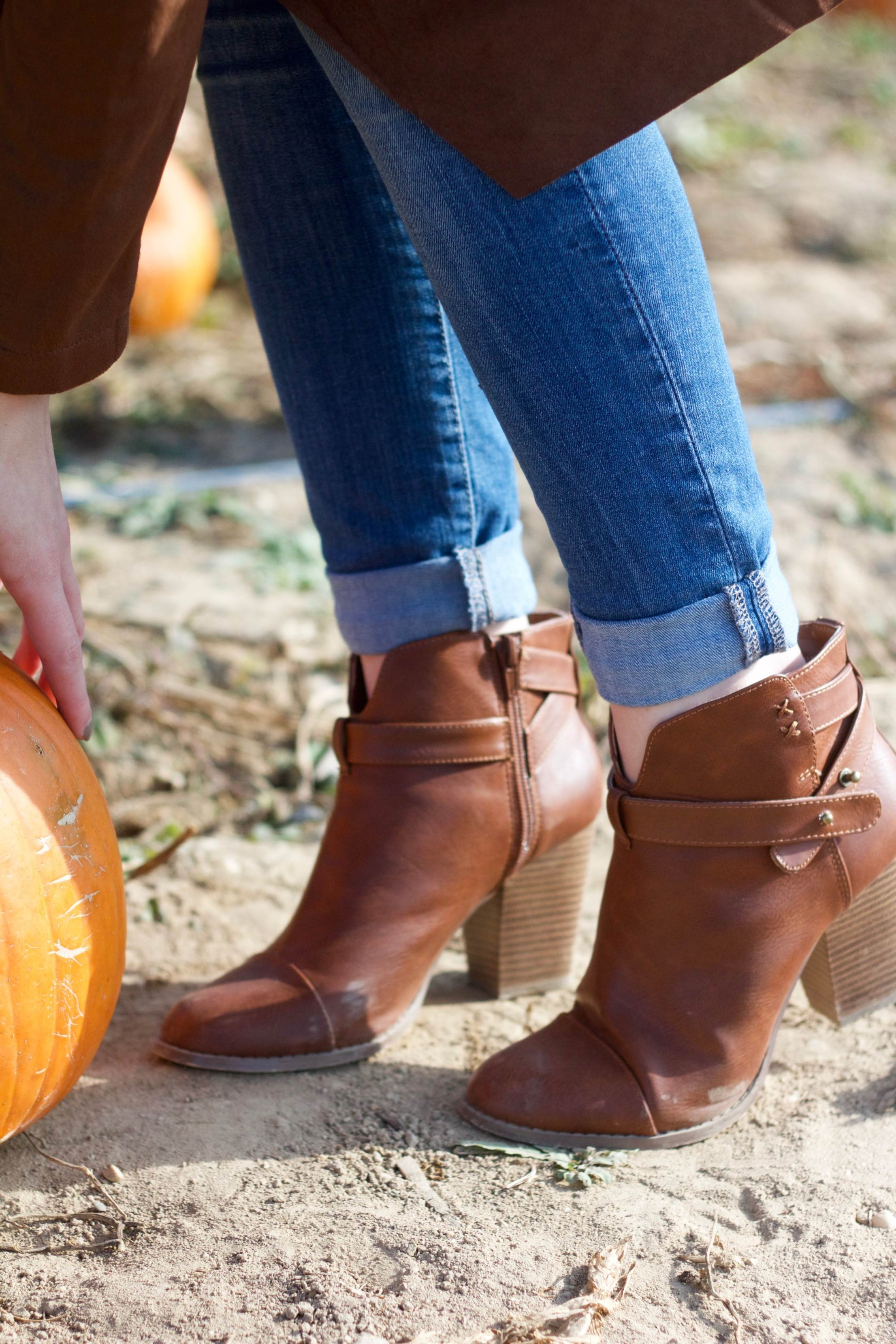 The Pumpkin Queen: Giving Thanks // She Saw Style