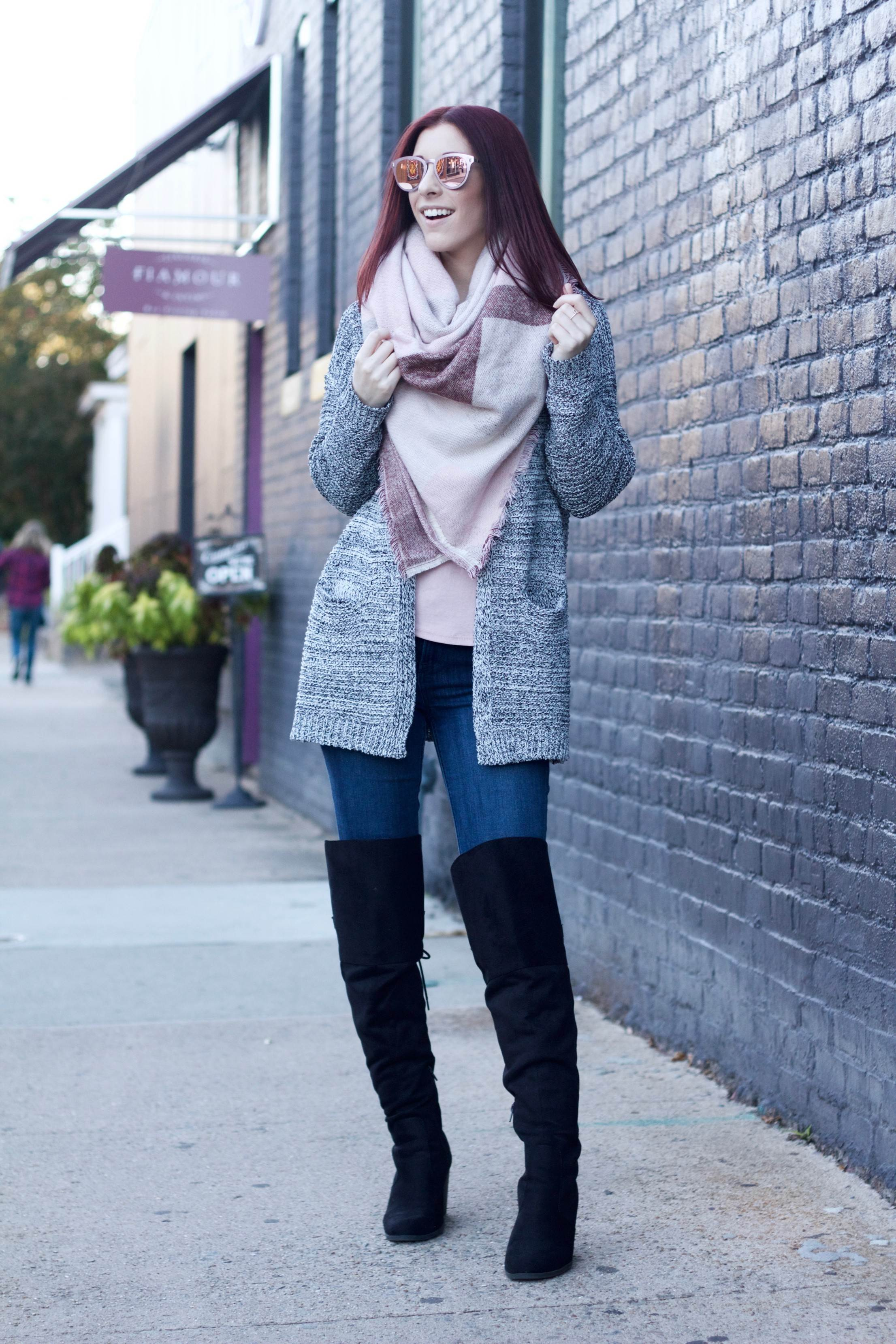 An Evening Chill: Casual Date Night // She Saw Style