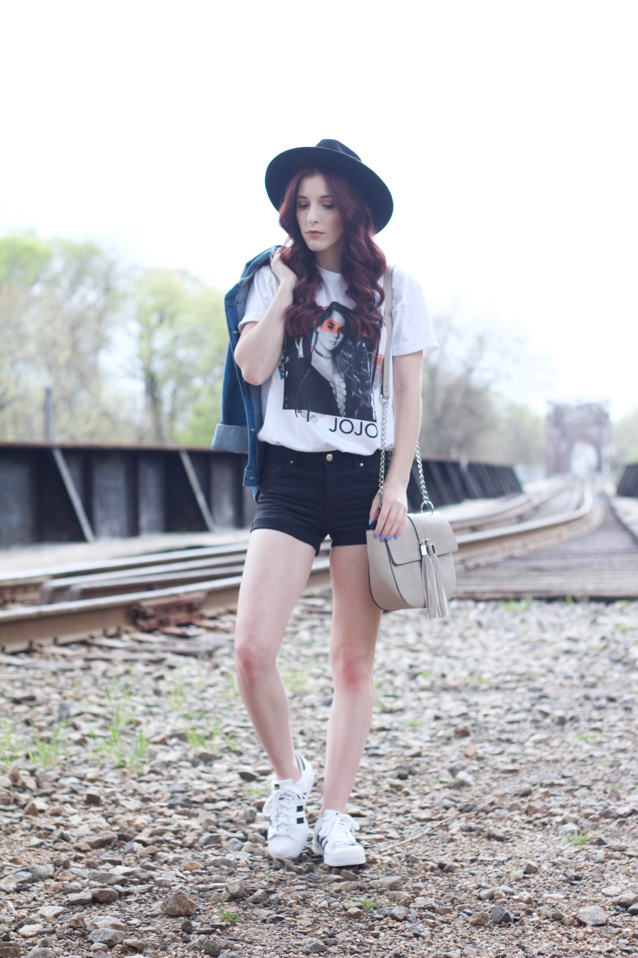Mad Love: How to Wear a Band Tee for Festival Season