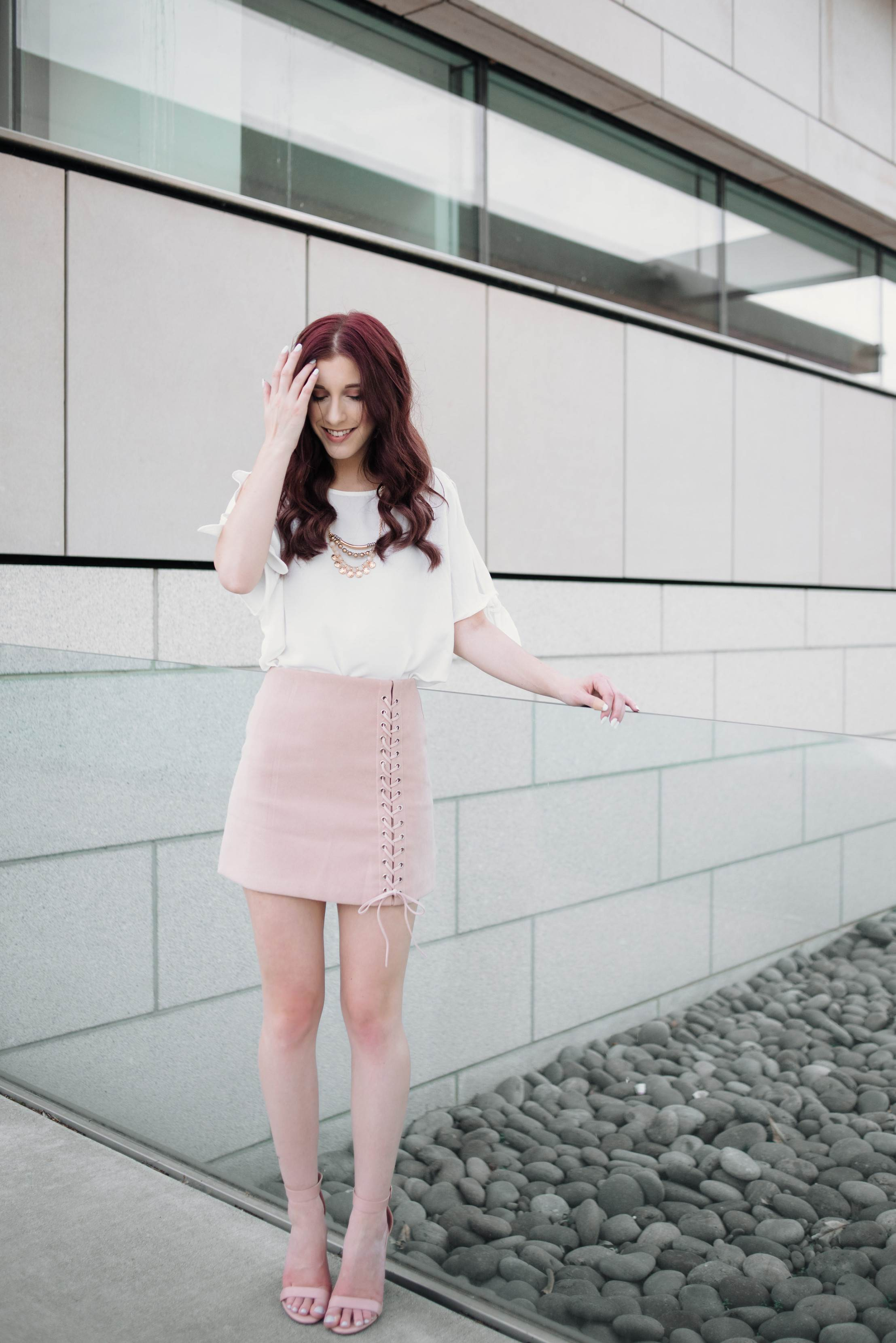 Making Me Blush: All About Spring's Favorite Color