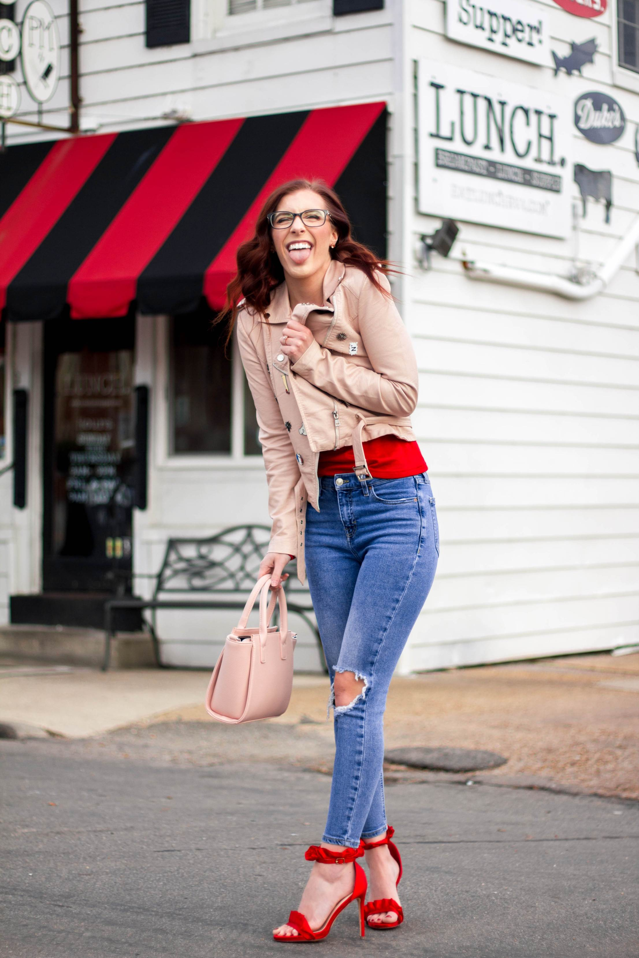 What to Wear on Valentine's Day: Casual Edition