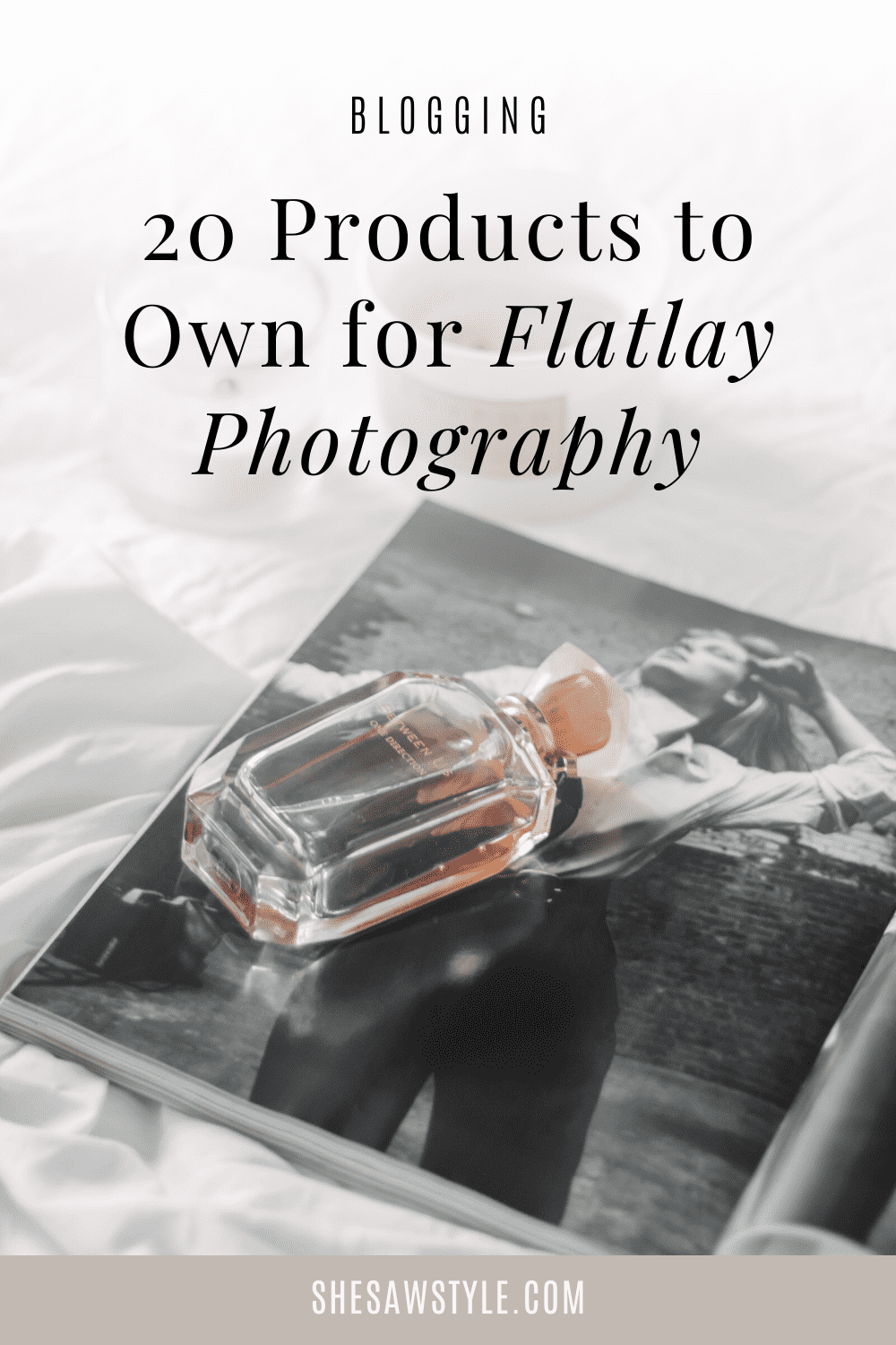 20 Products That Help You Slay Flatlay Photography   She Saw Style