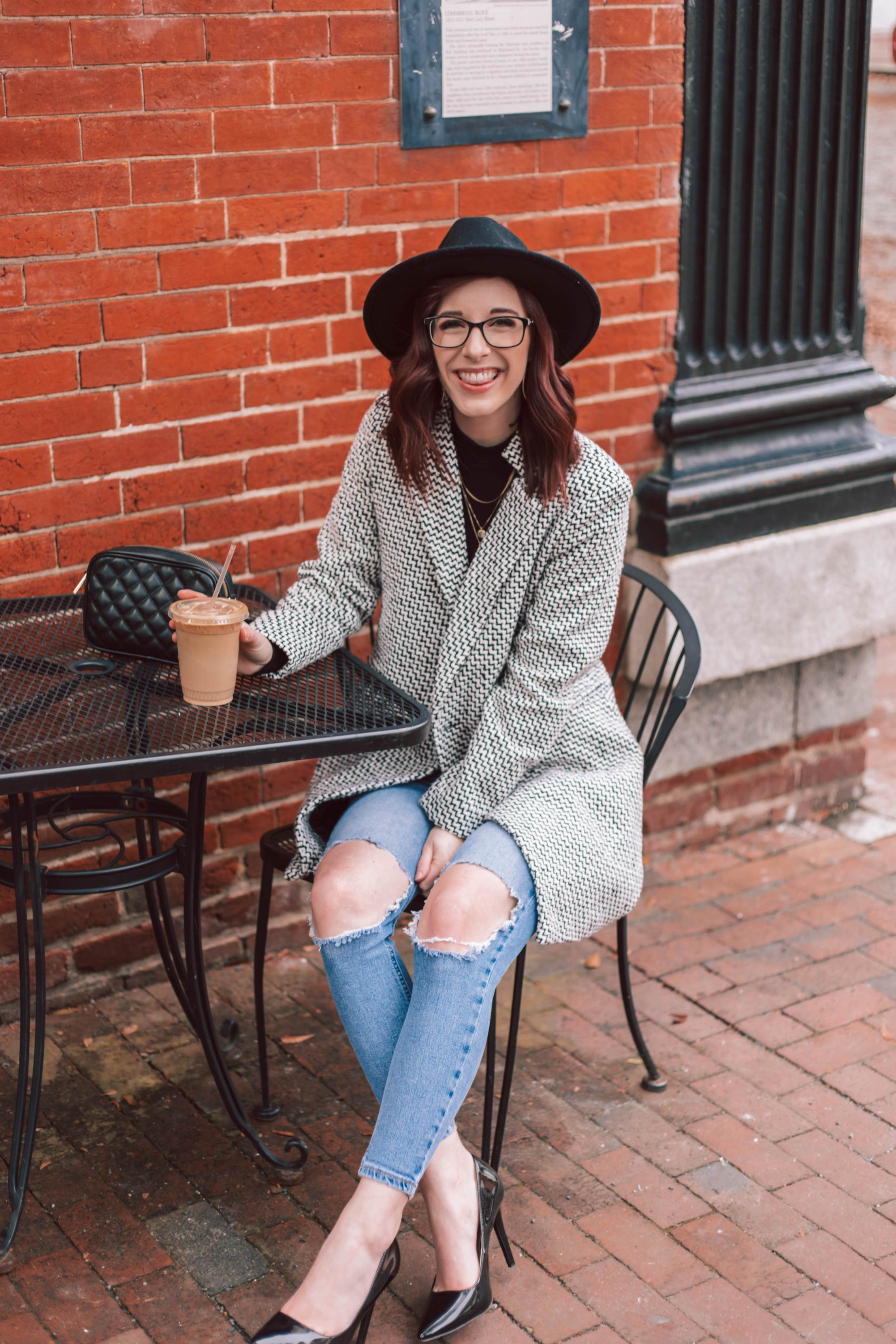 A Foolproof Winter Outfit That's Anything But Boring