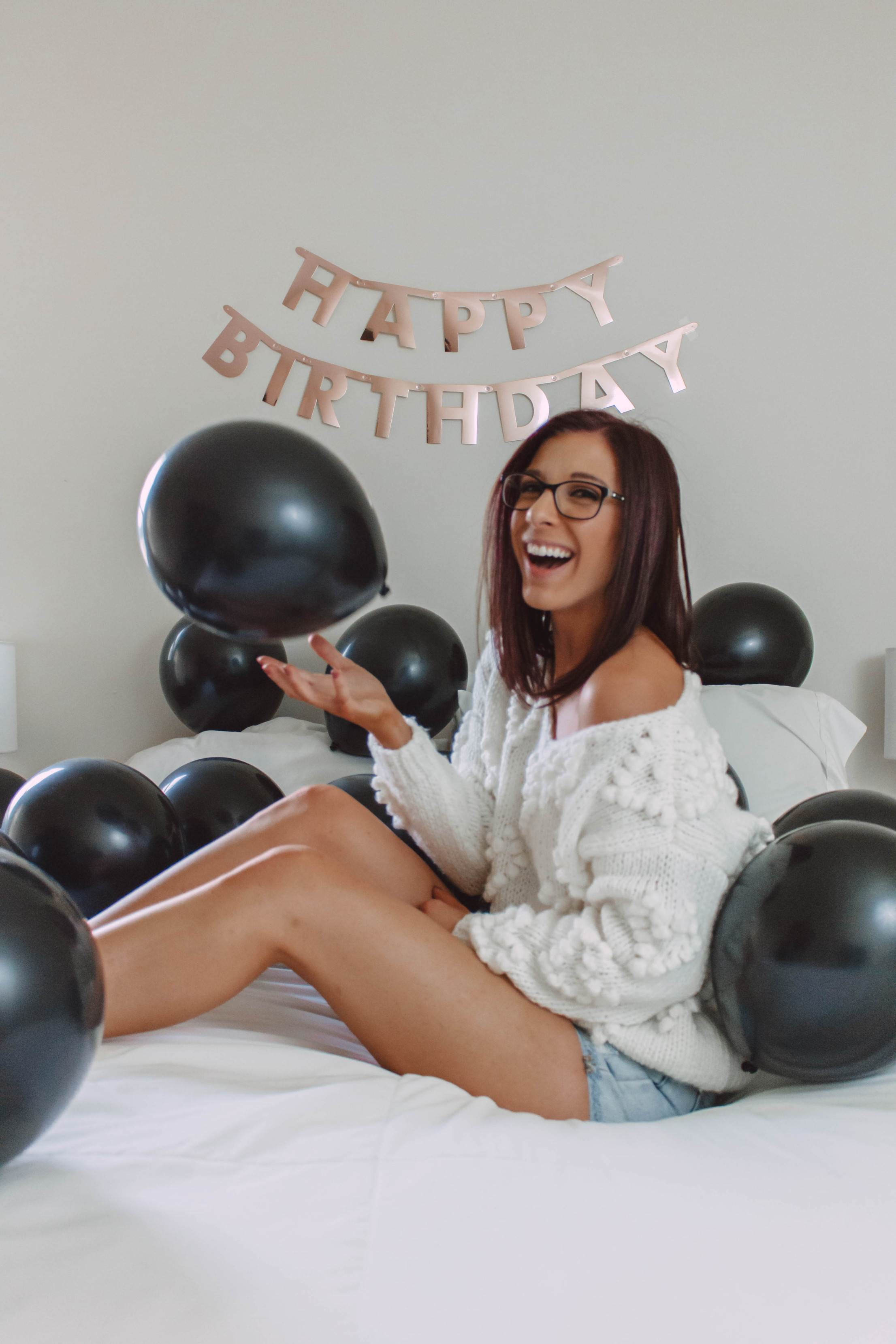 Get to Know Me for My 25th Birthday