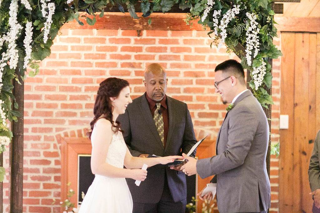 The Most Special Moments of Our Wedding Ceremony