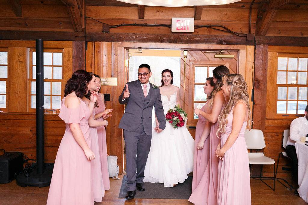 The Most Special Moments of Our Wedding Reception