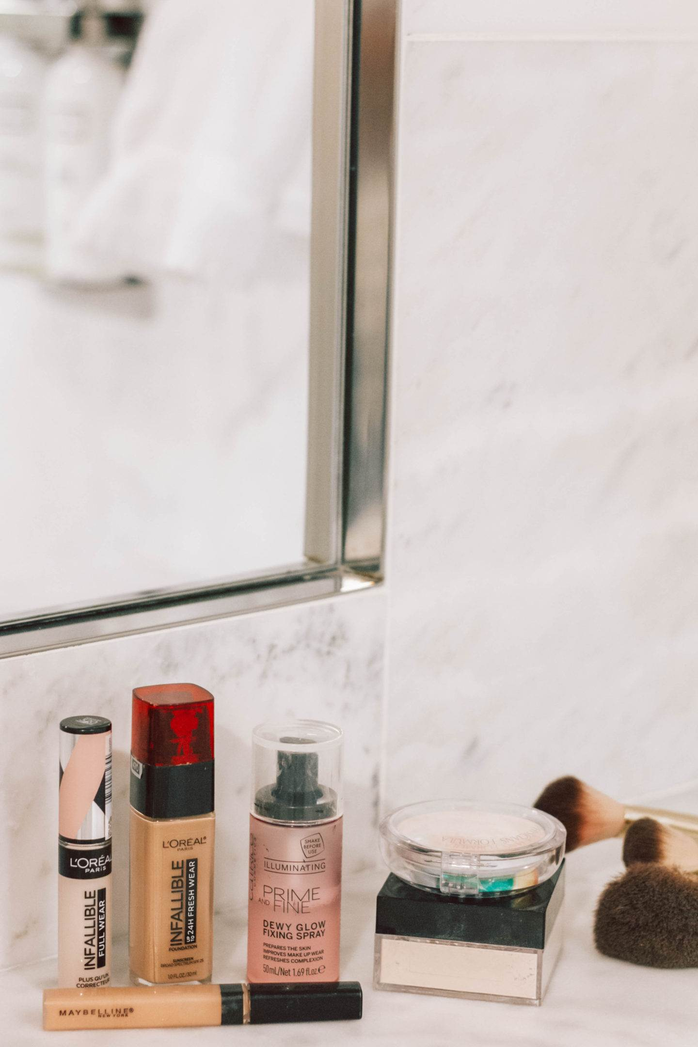 The Easiest Full Coverage Makeup Routine The Espresso Edition