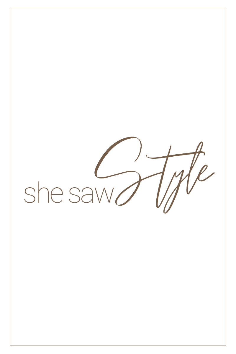 Why I Decided to Rebrand My Blog   She Saw Style