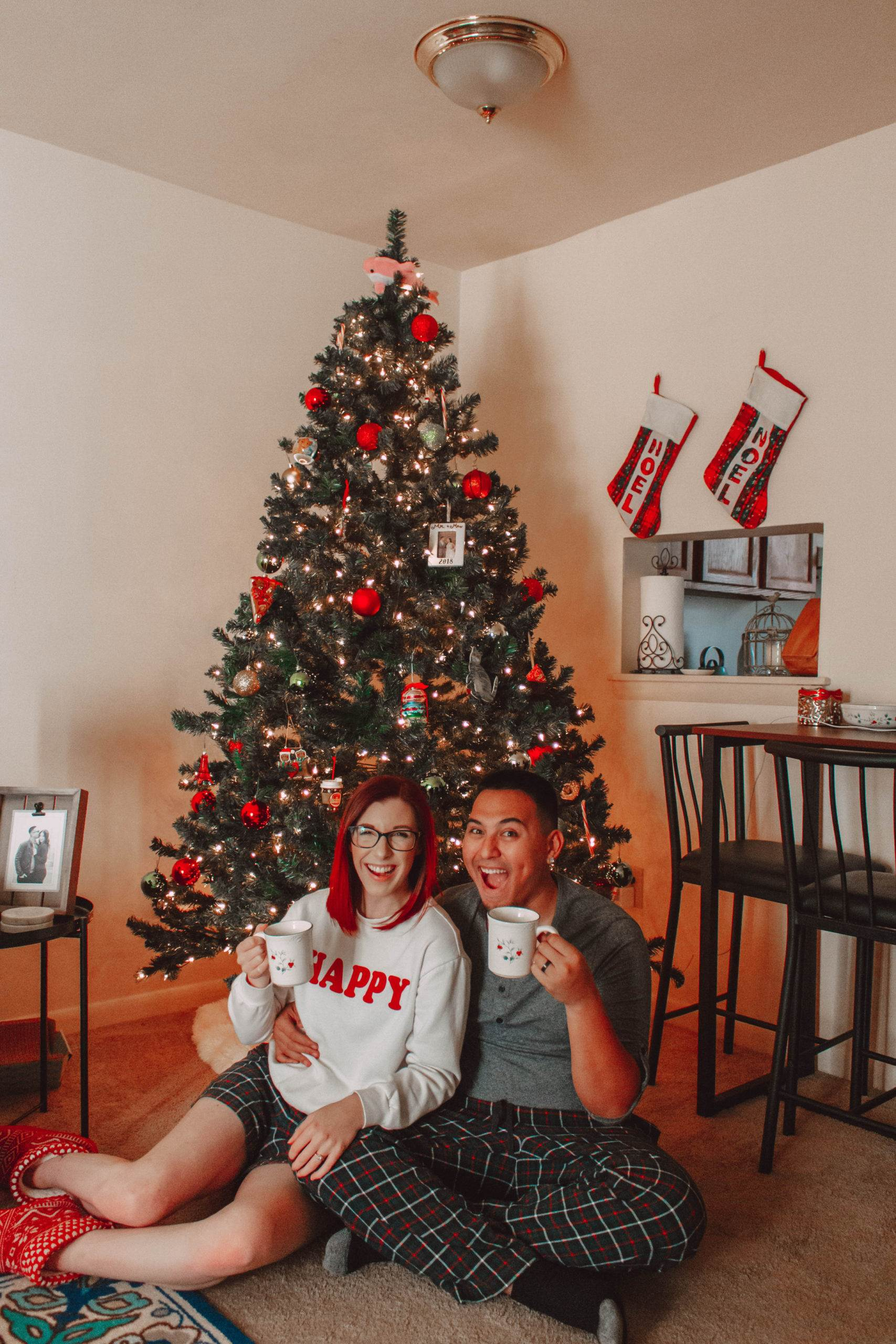 The Best of Christmas Pajamas for Couples | She Saw Style