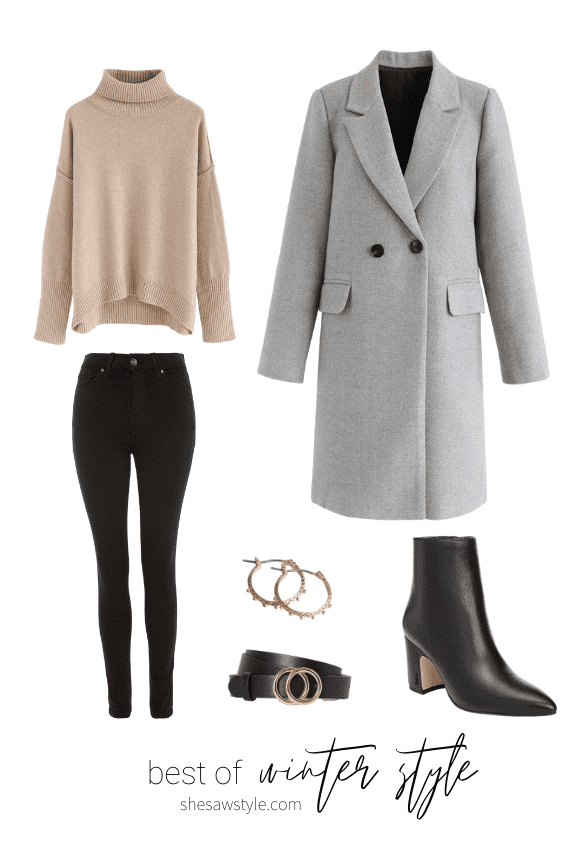 8 Totally Essential Outfits for Winter   She Saw Style
