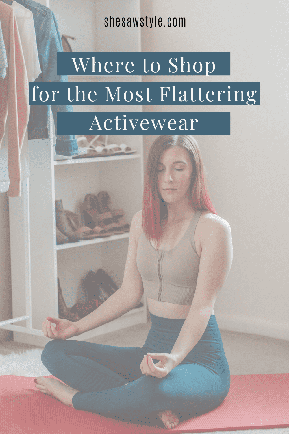 How to Get Extra Creative With Your Athleisure | She Saw Style