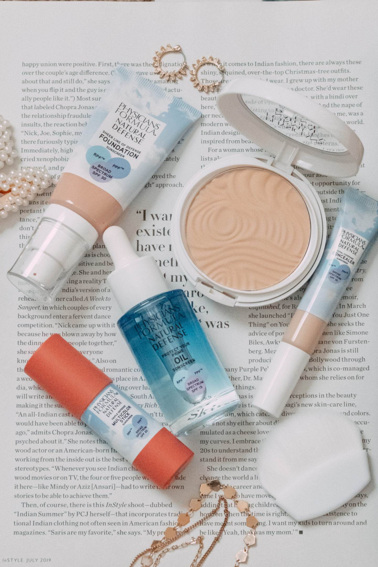 My Review of Physicians Formula Natural Defense Line | She Saw Style